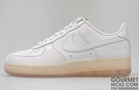Nike Air Force 1 Premium  08 Quickstrike - White - Ice - SneakerNews.com 6309a806b238