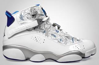e52588589594 Air Jordan 1 Low + Six Rings - Utah Jazz - Release Reminder ...