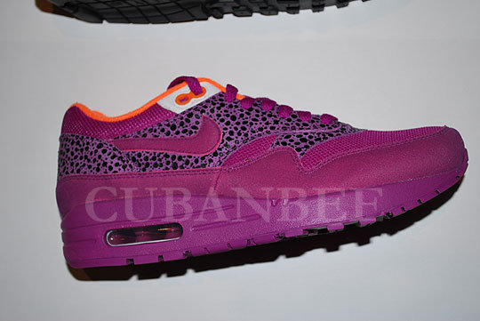 Nike Air Max Automne 2009 1 Wmns Rouge A2n5Ph7I