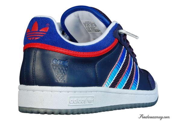hidrógeno diapositiva micro  adidas Originals Top Ten Lo - 2009 NBA All Star Game - East -  SneakerNews.com