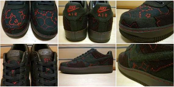 promo code 3a1f8 ae41c Nike Air Force 1 - MAHARAM