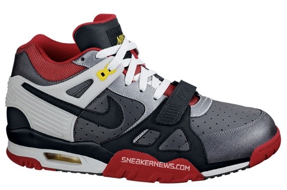 new style f01c6 b821d Nike Air Trainer III LE - Spring 2009