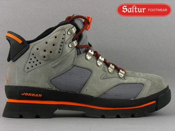 Air Jordan AJB VI (6) Boots (2002