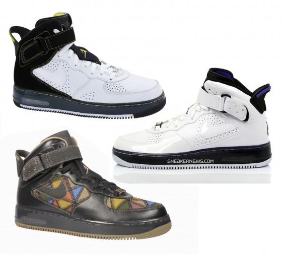 Air Jordan Force VI (AJF 6) Fusion - Release Reminder - SneakerNews.com 32e3ba152b