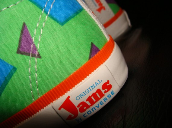 Converse x Original Jams - Skidgrip