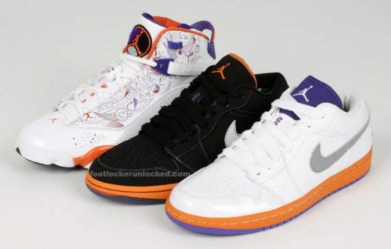 Air Jordan 1 Low   Six Rings - Phoenix Suns - Release Reminder ... 7dab1830d