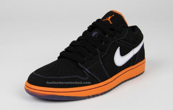 514337aeaf0f6b Air Jordan 1 Low   Six Rings - Phoenix Suns - Release Reminder ...