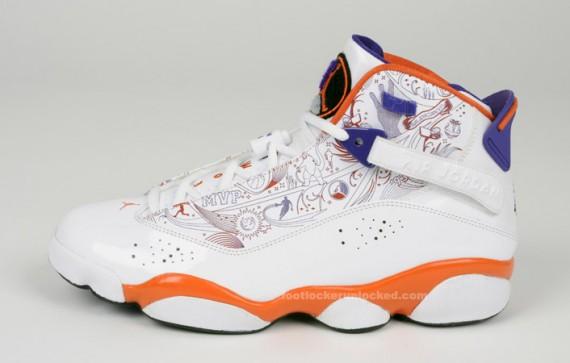 Air Jordan 1 Low Amp Six Rings Phoenix Suns Release