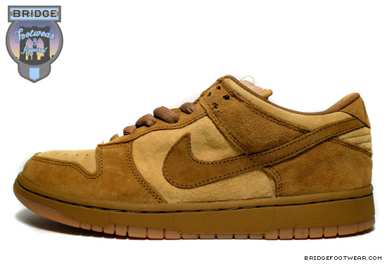 size 40 addc2 74d15 Nike Dunk Low Pro SB - Reese Forbes - Wheat - Twig - Dune