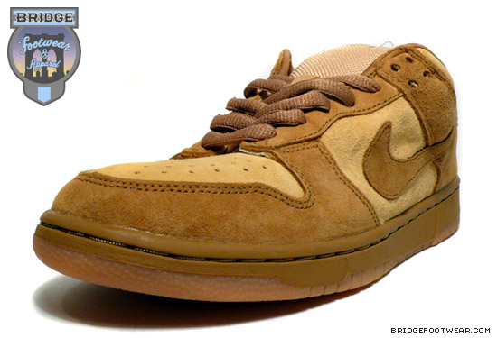 Nike Dunk Low Pro SB - Reese Forbes - Wheat - Twig - Dune