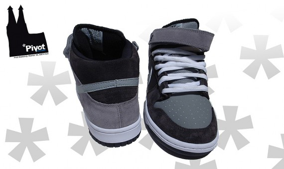 Nike Dunk SB Mid - TV