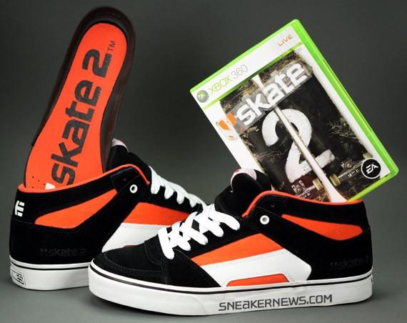 EA Skate 2 x Etnies RVM Shoe - SneakerNews.com