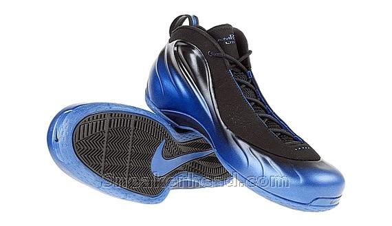 Nike Foamposite Lite - Neon Royal