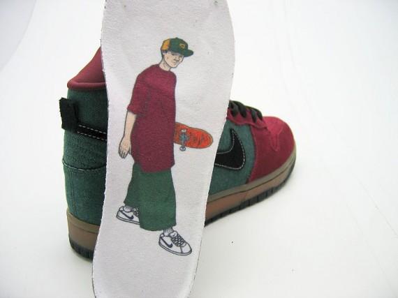 57efea1fcac5ba Nike Dunk High SB - Goofy Boy - SneakerNews.com