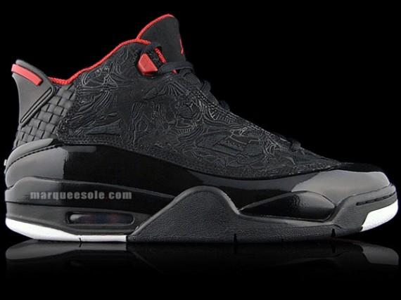 Jordan Dub Zero - Black - Red - SneakerNews.com 6d18a2f2f605
