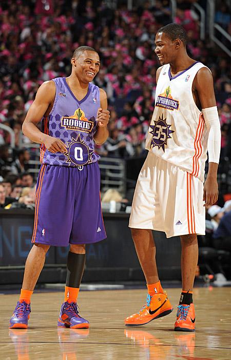 NBA Feet - 2008-09 All-Star - Rookie Challenge ...