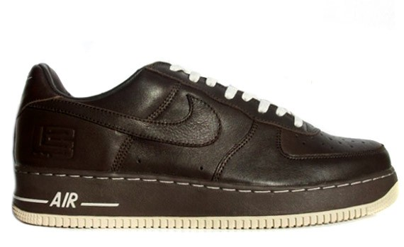 new arrival 11a54 e79ee Nike Air Force 1 - LeBron James - Friends  Family - SneakerN