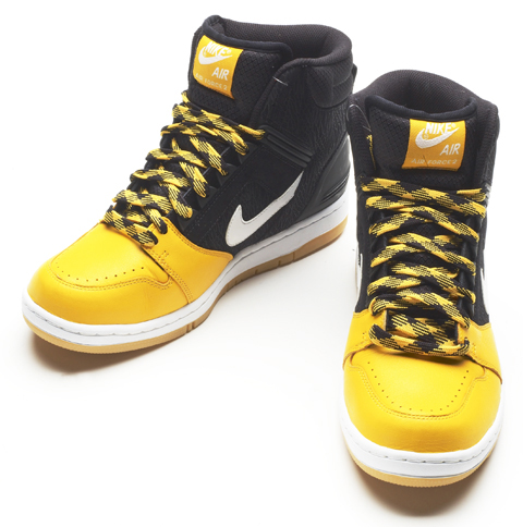 black and yellow high - photo #22