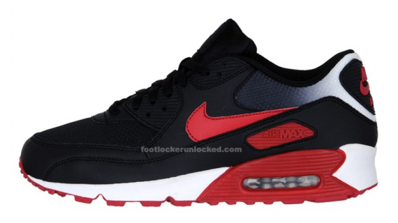 Air Max Nike Black And Red