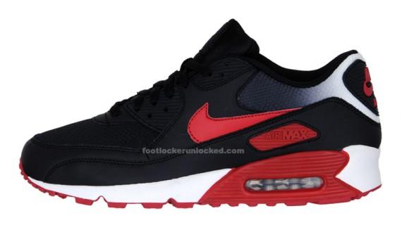 Nike Air Max Imágenes Negras Y Rojas myE8n
