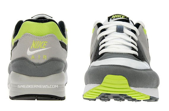 Nike Air Max Light - Grey - Neon Green - JD Sports Exclusive