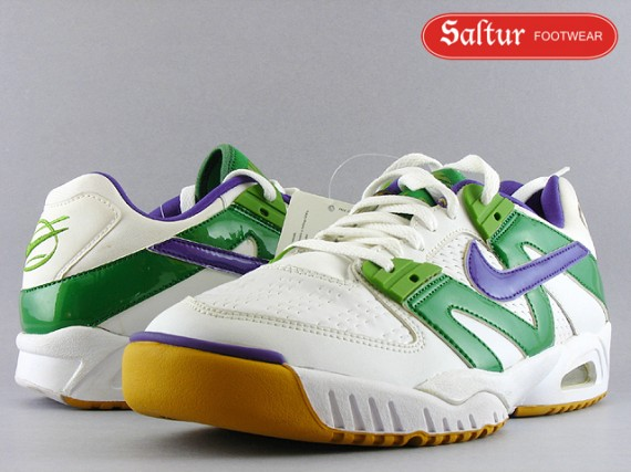 quality design a06e1 83475 Nike Air Tech Challenge Low - Unreleased Sample