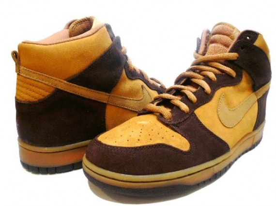 Nike Dunk Low Pro SB - Brown Pack High - Maple - Hay - Baroque Brown a5add8103f17