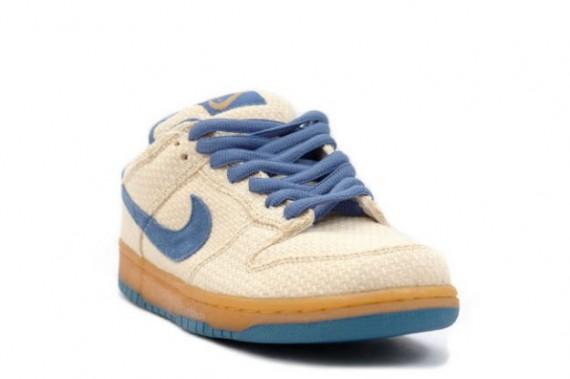 brand new 54bd7 0fb95 Nike Dunk Low Pro SB - Cascade Hemp - Jersey Gold - Cascade Blue