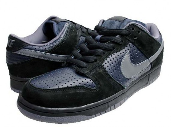 Nike Dunk Low Pro SB - Gino Lannucci - Obsidian - Light Graphite - Obsidian