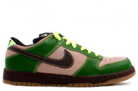 check out 3627c bd554 Nike Dunk Low Pro SB - Jedi - Khaki - Baroque Brown - Safari