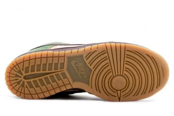 Nike Dunk Low Pro SB - Jedi - Khaki - Baroque Brown - Safari
