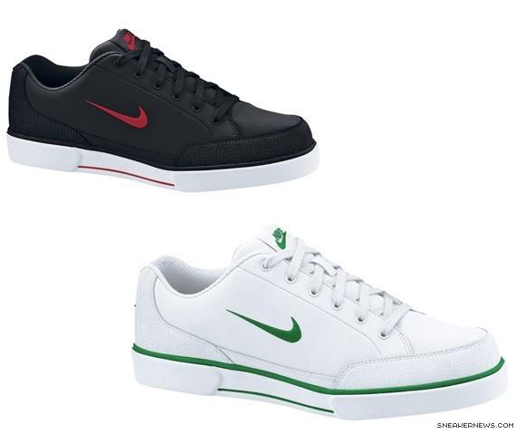 brand new 65a35 db1c0 Nike GTS 09 - Red Black + White Green - SneakerNews.com