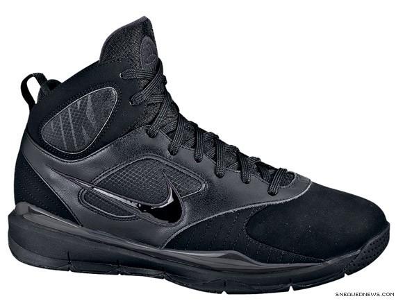 fde57dd12d Nike Huarache 09 - Black - Anthracite - SneakerNews.com