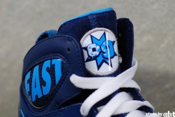 Nike Zoom Air Huarache 09 - East & West - All Star Game 2009
