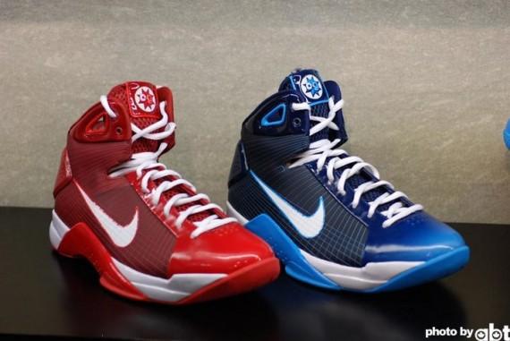 73ec73a6fbe577 ... Nike Hyperdunk - Este Y Oeste - All Star Game 2009 ...
