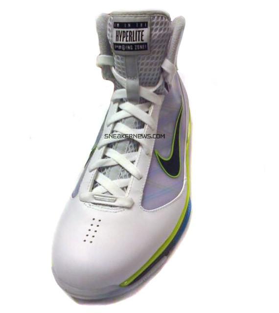 Nike Hyperlite - White Men Can't Jump