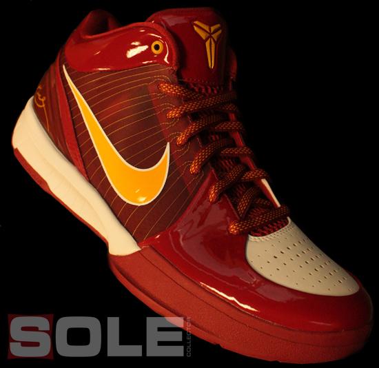 Nike Zoom Kobe IV USC