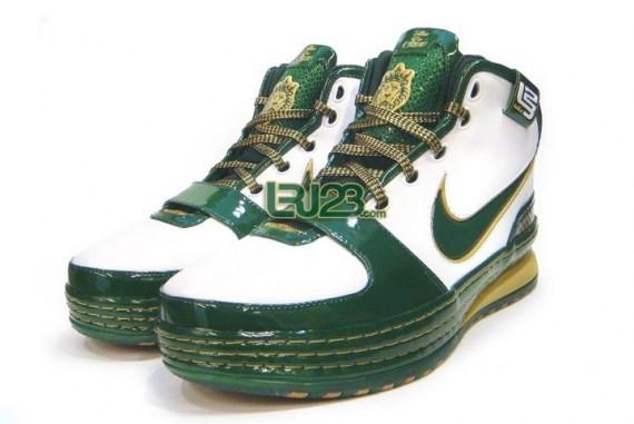 2c6a112eaded 50%OFF Nike Zoom Lebron VI Saint Vincent Saint Mary PE - s132716079 ...