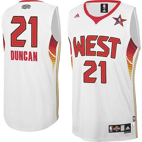 nba all star west jersey
