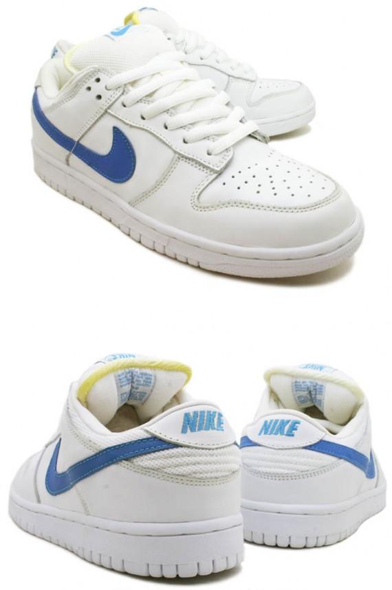 Nike Dunk Low Pro Sb Richard Mulder White Orion Blue