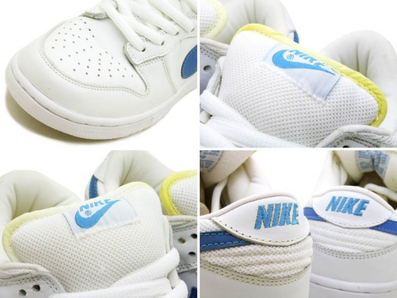 Nike Dunk Low Pro SB - Richard Mulder - White - Orion Blue - White