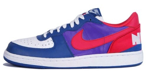 Nike Terminator Low ND – Purple – White – Red – Navy