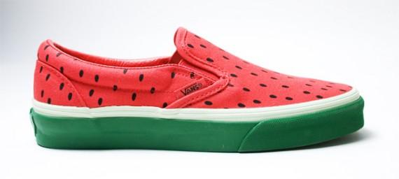 Vans Womens Watermelon Pack - Spring '09