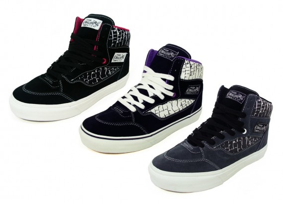 d55e53f974 Vans Caballero - 20th Anniversary Collection. Although the Half Cab ...
