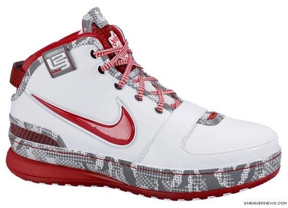 Nike Zoom LeBron VI | Nice Kicks