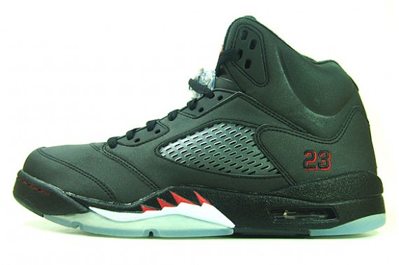 big sale adab0 9da01 Air Jordan V (5) 3M - Raging Bull DMP 2 Package - SneakerNews.com