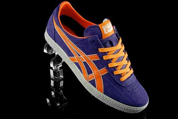 Onitsuka Tiger Vickka - Purple - Orange - White - SneakerNews.com 5e3cd6d4e