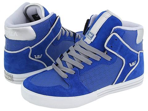 Supra Vaider High Blue - SneakerNews.com