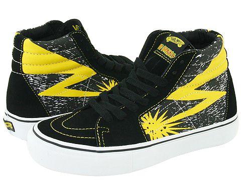 d62a35d27a Vans x Bad Brains - 46 LE - SK8 Hi - Chukka Boot - SneakerNews.com