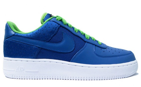 Nike Air Force 1 Low Huarache Blue Green
